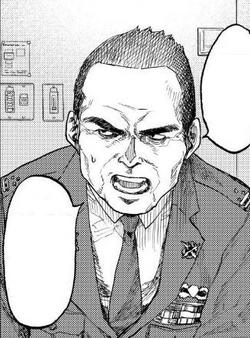 Colonel Kouma