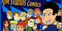 AJM STUDIOS Comic