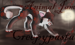 Creepypasta banner contest by loopy44-d7sduh9