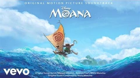 """Lin-Manuel Miranda - Shiny (From """"Moana"""" Demo Audio Only)"""