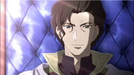 King Shernzard anime