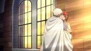 Zen kissing Shirayuki S1E11