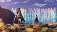 Akame-ga-kill-s1e24-Esdeath-Akame-ice-enclosure