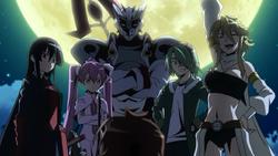 Night Raid anime 1