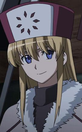 Spear Anime