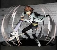 Divine Gate Tatsumi Power Up