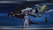 Leone attacks Trooma