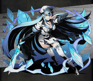 Esdeath Divine Gate Version 2