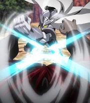 Tatsumi defeats the Gorilla