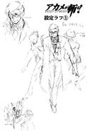 Rough Sketch Dr. Stylish