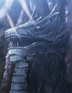 Hakuryuu Dragon Statue