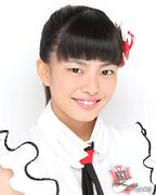 NGT48 Kado Yuria 2015