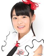 NGT48 Hasegawa Reina 2015
