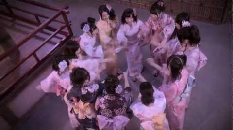 2012 5 16 on sale 9th.Single あうんのキス MV(special edit ver