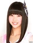 HKT48 Kumazawa Serina 2014