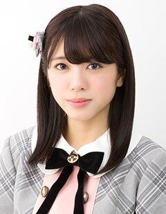 2017 AKB48 Team 8 Onishi Momoka