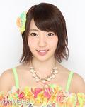 NMB48 Fujie Reina 2015