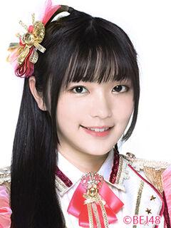 BEJ48 Xia Yue 2016
