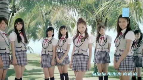 SNH48 《飞翔入手》 (フライングゲット Flying Get) MV