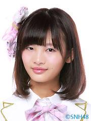 SNH48 Zhang XiYin 2014