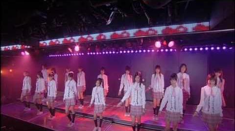 ~AKB48 Team A - 1st STAGE~ 3 13 - Doku RINGO wo tabesasete