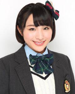 AKB48 Hidaritomo Ayaka 2015