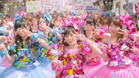 【MV】心のプラカード ダイジェスト映像 AKB48 公式-0