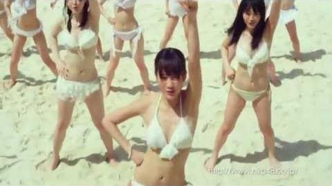 AKB48 - 真夏のSounds good ! - CM