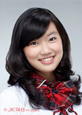 JKT48 JenniferHanna 2013