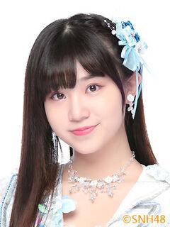 SNH48 Wang JinMing 2016