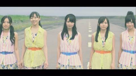 2013 7 17 on sale 12th.Single 2人だけのパレード MV(special edit ver