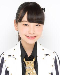 NMB48 Hongo Yuzuha 2016