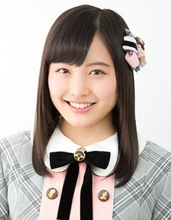 2017 AKB48 Team 8 Yaguchi Moka