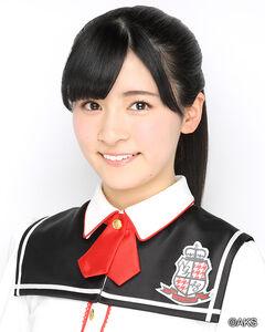 NGT48 Murakumo Fuka 2016
