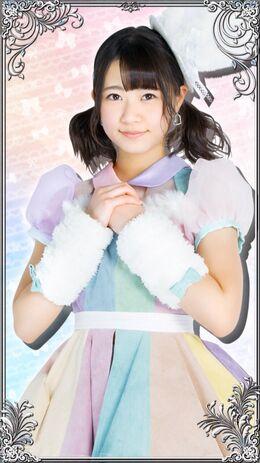 Takashima Yurina Card