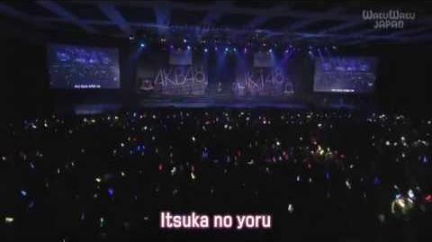 AKB48 x JKT48 Concert Together ~ Blue Rose @ WakuWaku Japan