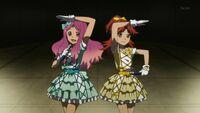 Mimori and Kanata