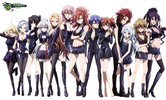 File:Akuma no Riddle Grupa Assasins Mega Kakoiiii Killers HD Render.png
