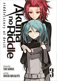 AnR manga vol. 3