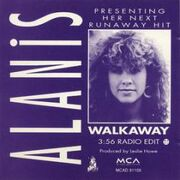 Alanis Morissette Walk Away single cover.jpg