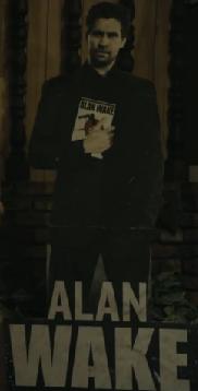 Cutout of Alan Wake