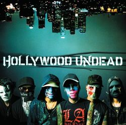 Hollywood Undead Swan Songs-B001D5F3R6