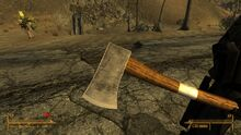 Jacob The Axe (Image by Wreckless Abandon)