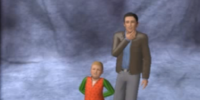 The Cop Family (Sims 3)