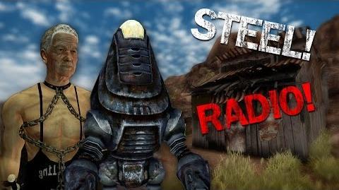 New Vegas Mods Steel - Radio Snippet