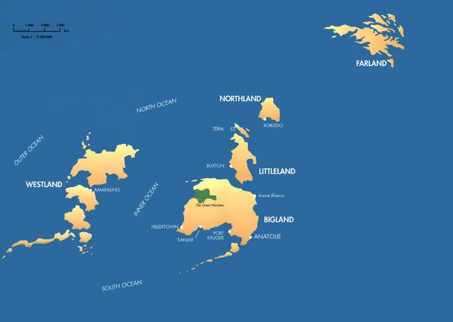 Aldebaran-landmass