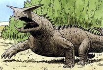 Plains-beast
