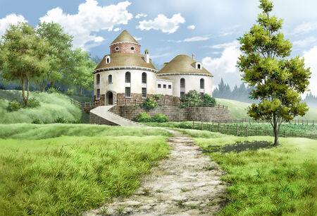 Sankrei House-AN