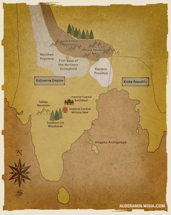 Map Full-AN