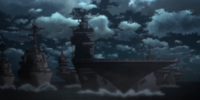 U.E. Aircraft Carrier